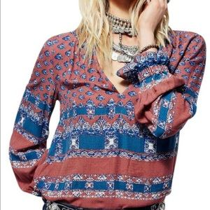 Anthropologie Free People tunic